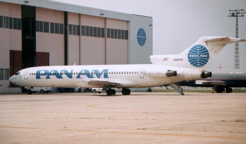 Pan Am, Boeing 727-221, N367PA