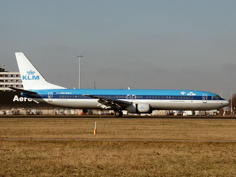 Boeing 737-9K2 PH-BXO KLM