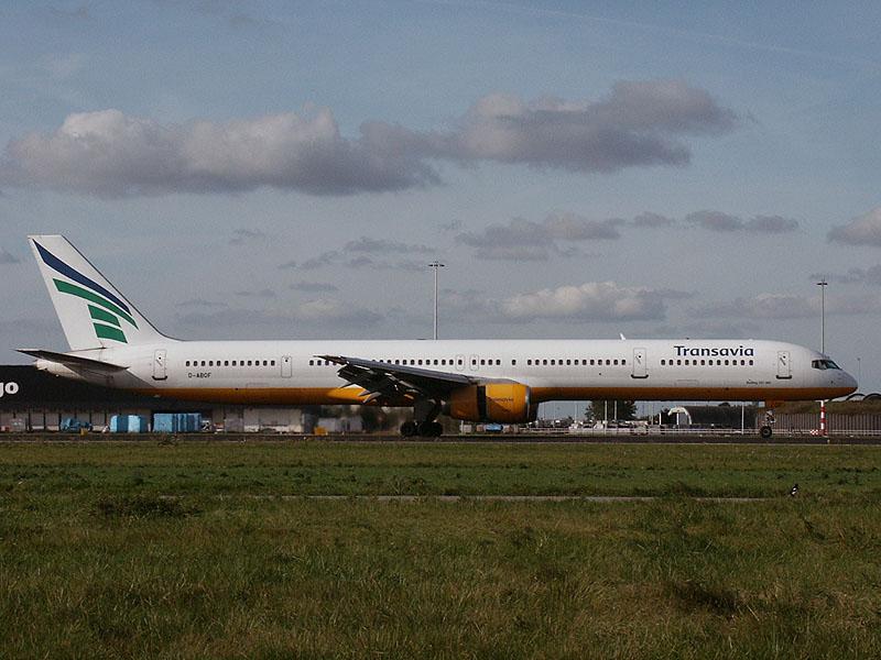 Boeing 757-330 D-ABOF Transavia