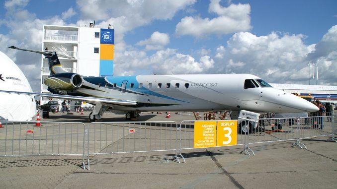 Embraer Legacy 600 PT-SCR