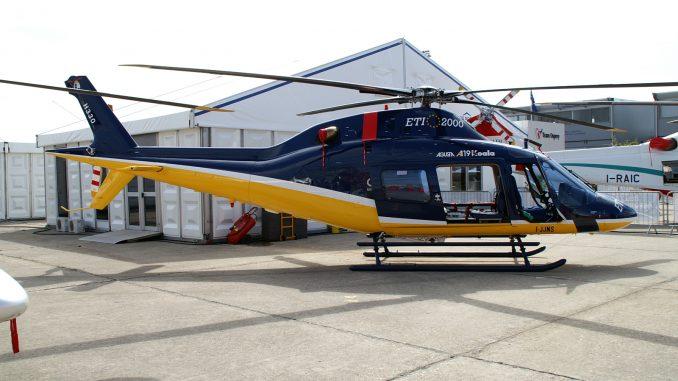 AgustaWestland AW-119 Koala I-JJNS ETI 2000