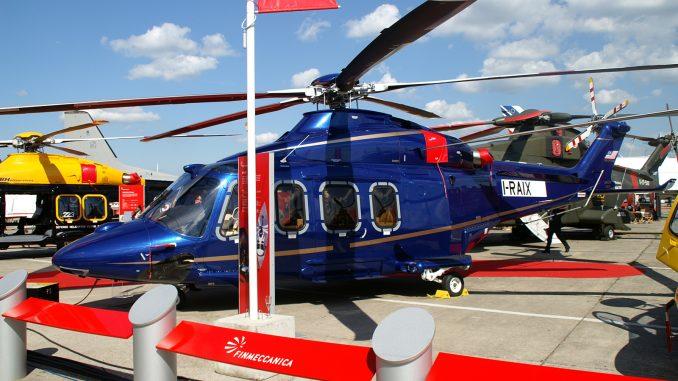 AgustaWestland AW-139 I-RAIX