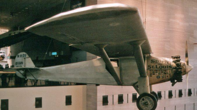 Ryan NYP N-X-211 Spirit of St.Louis