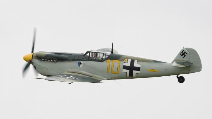 IMGP5619-Hispano HA-1112-M1L Buchon G-BWUE