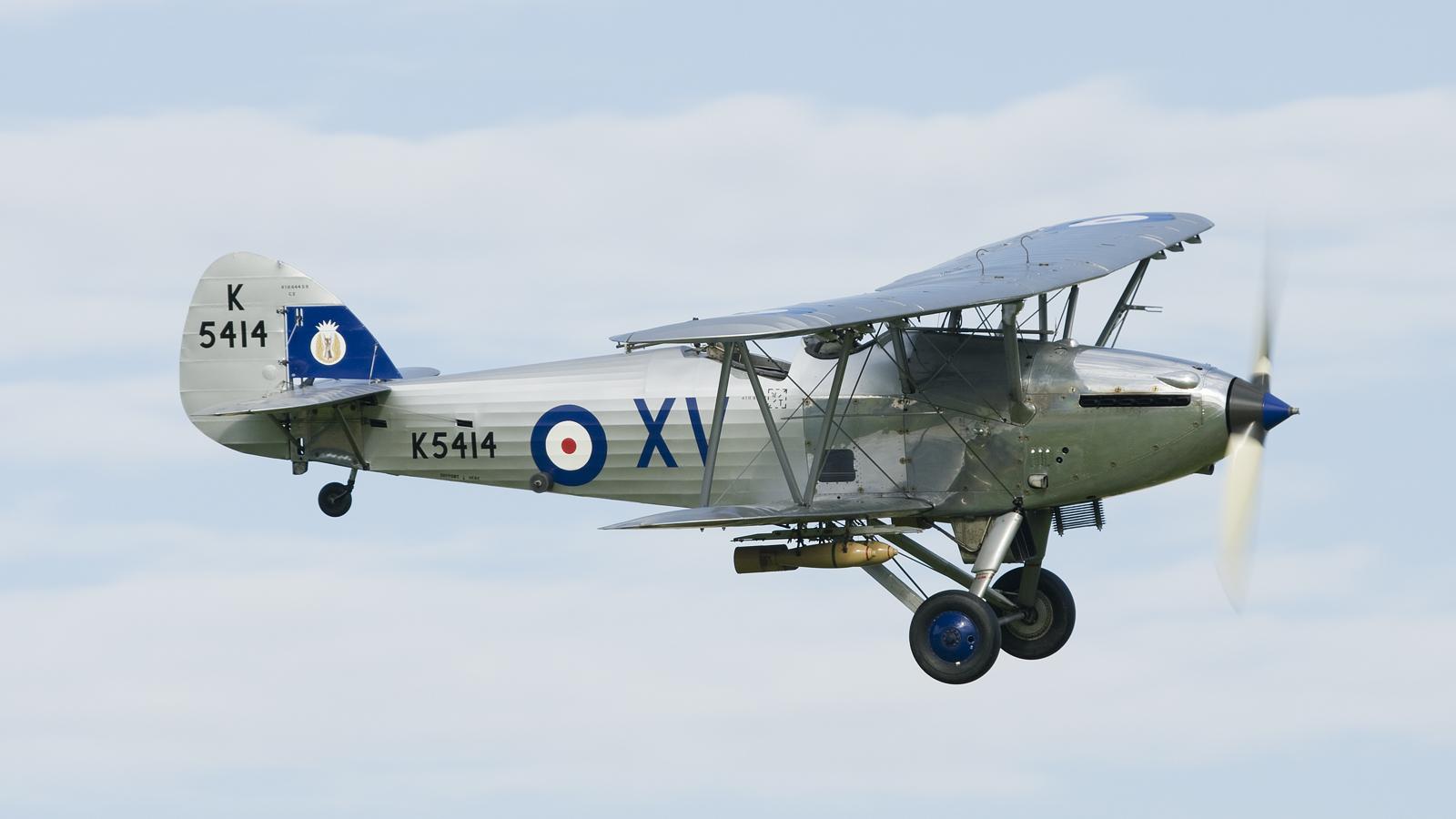 Hawker Hind G-AENP K5414