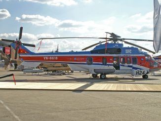 Eurocopter EC-225LP Super Puma Mk2+ VN-8618 Southern SFC