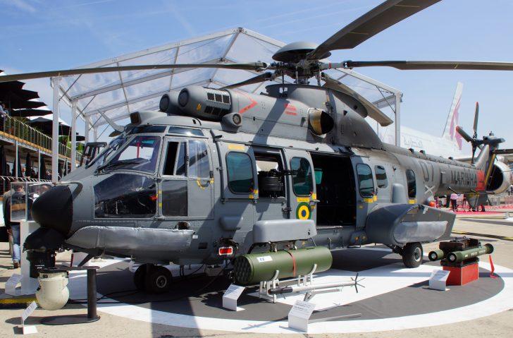 Eurocopter (Helibras) UH-15A Cougar Mk2+ (EC-725BR-B) N-7107 Brasillian Navy