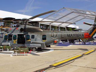 Eurocopter (Helibras) UH-15A Cougar Mk2+ (EC-725BR-B) N-7107 Brazilian Navy