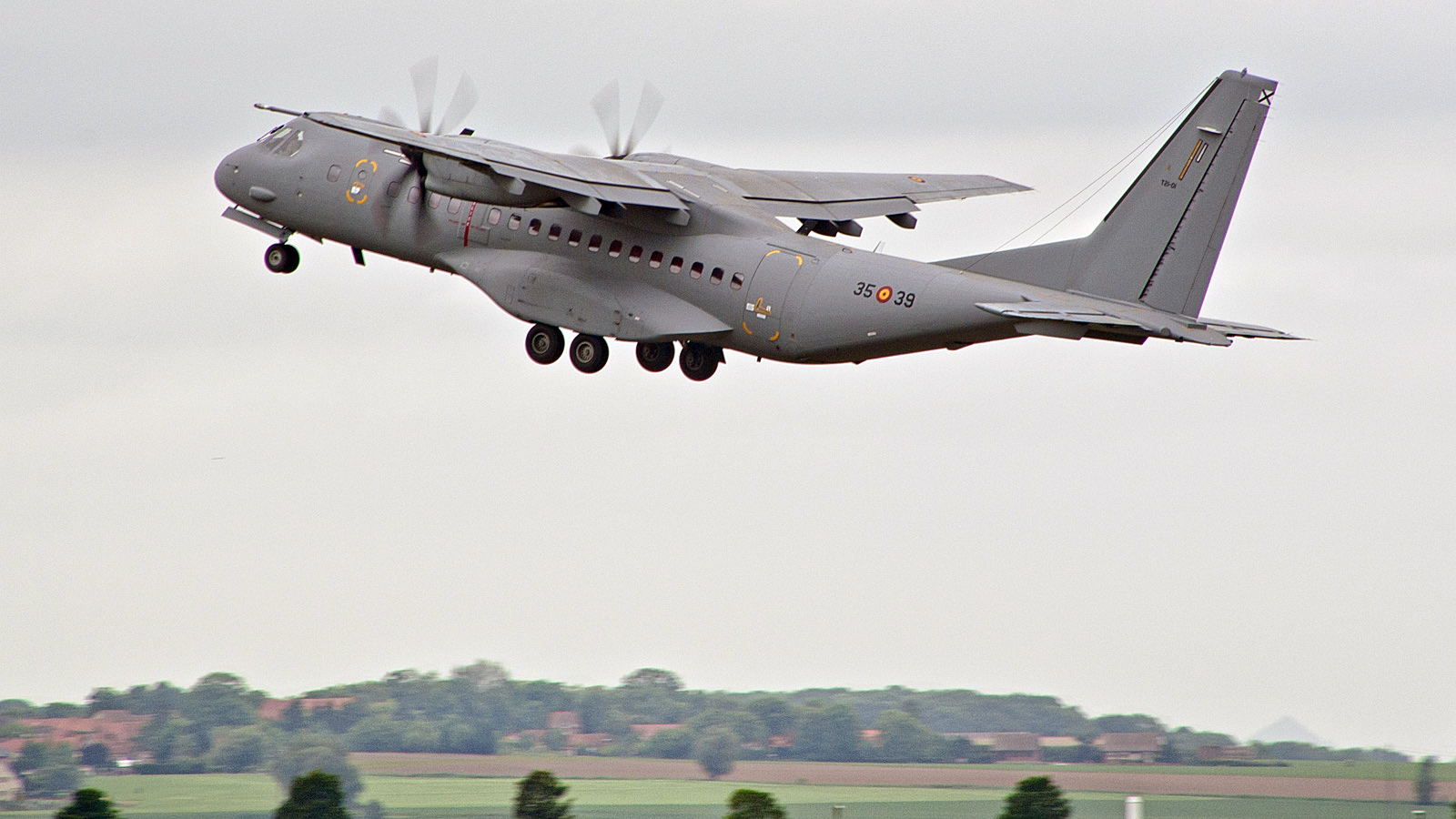 CASA C-295M Spanish AF 30-39