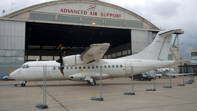 ATR ATR-42-500 F-GVZB Airlinair