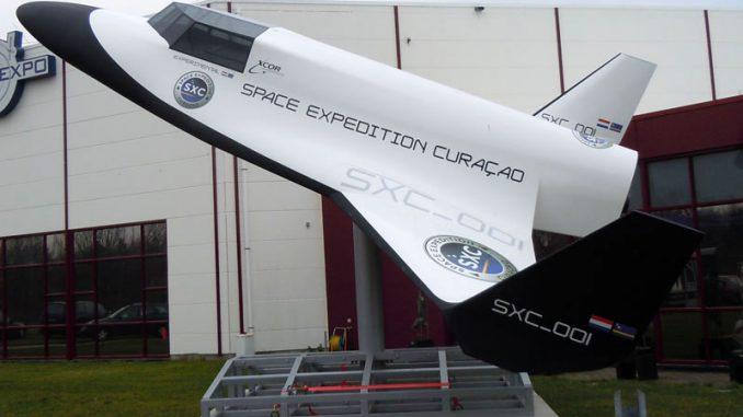 XCOR Aerospace Lynx SXC-001