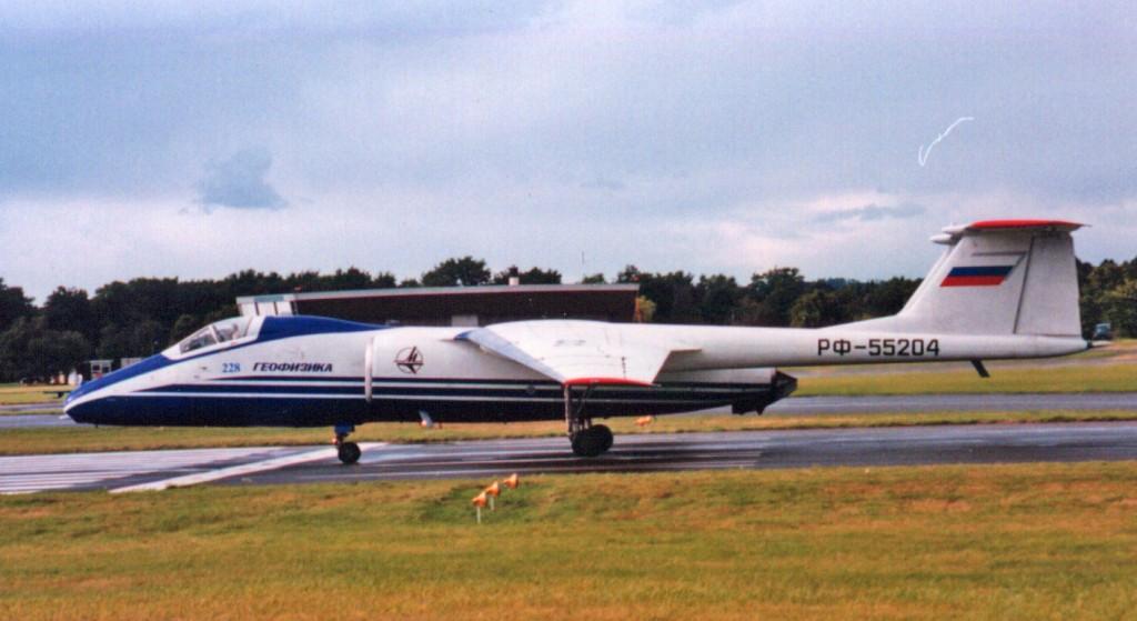 RF-55204 Myasishchev M-55 Geophysica