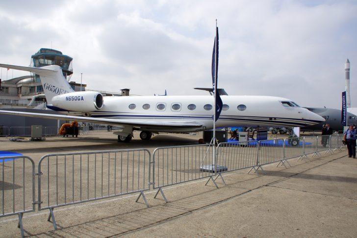 Gulfstream G650ER N650GA