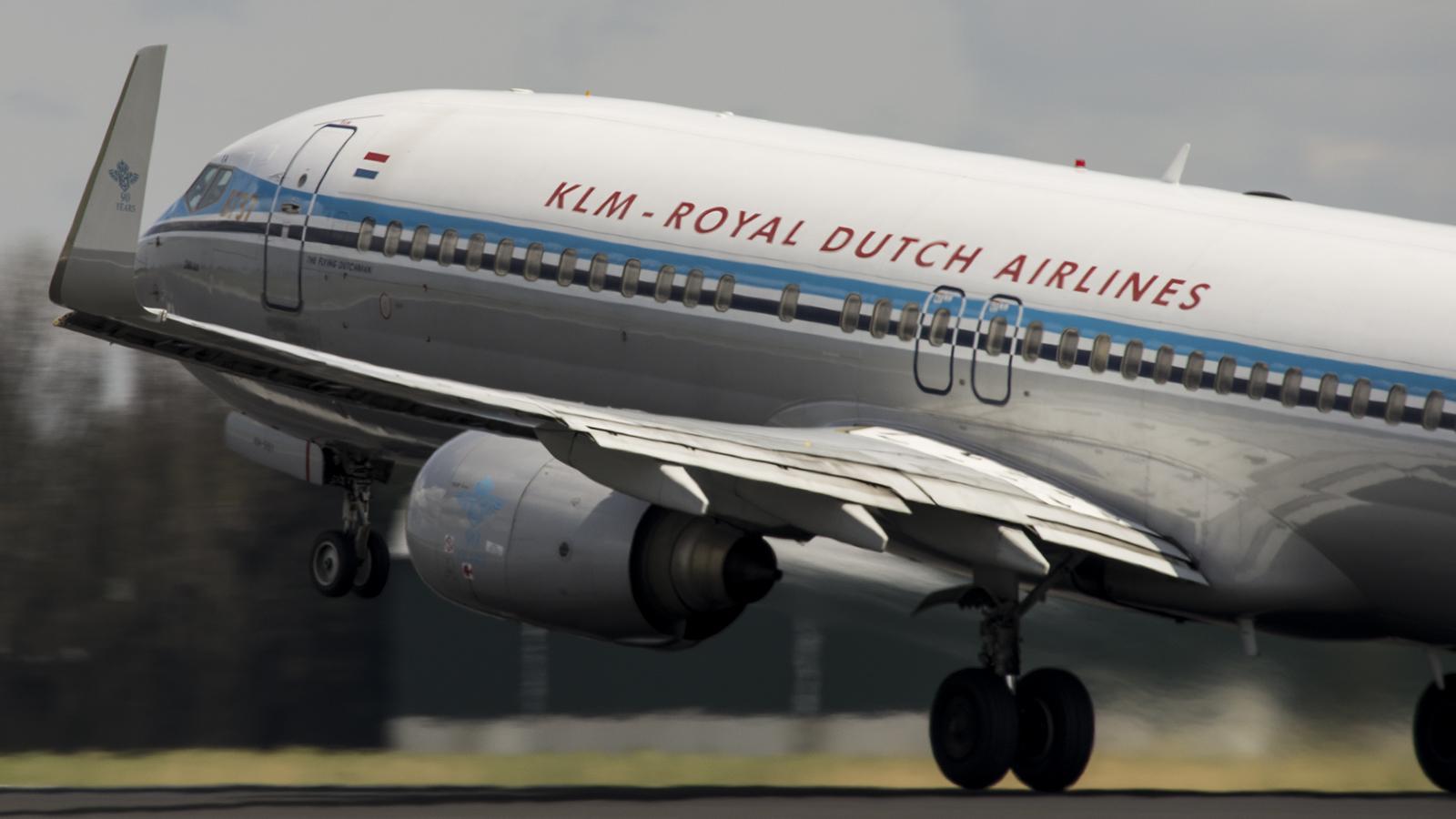Boeing 737-8K2 PH-BXA KLM