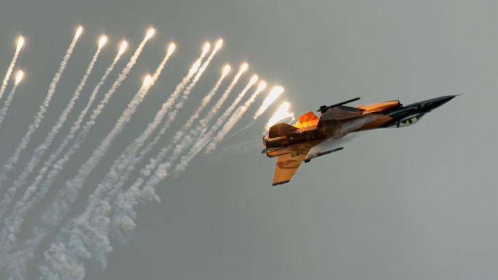 _IGP3176 General Dynamics Fokker F-16AM Fighting Falcon J-015 Netherlands AF