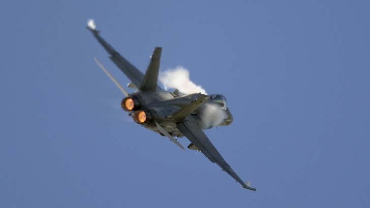 _IGP3510 McDonnell Douglas F-18C Hornet HN-452 Finnish AF