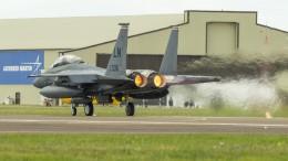 McDonnell Douglas F-15E Strike Eagle 91-0335 US air force