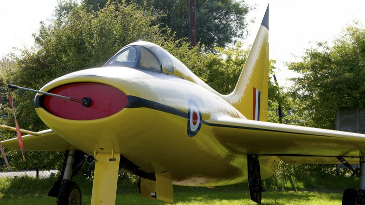 Boulton Paul P111A VT935 RAF