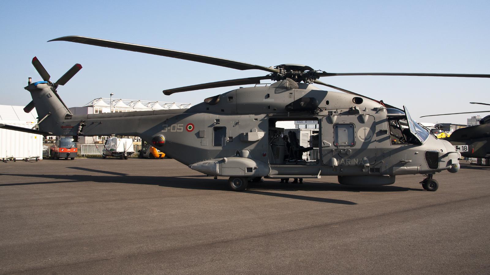 IMGP7743 NHI NH-90 NFH MM81581 – 3-05 Italian Navy