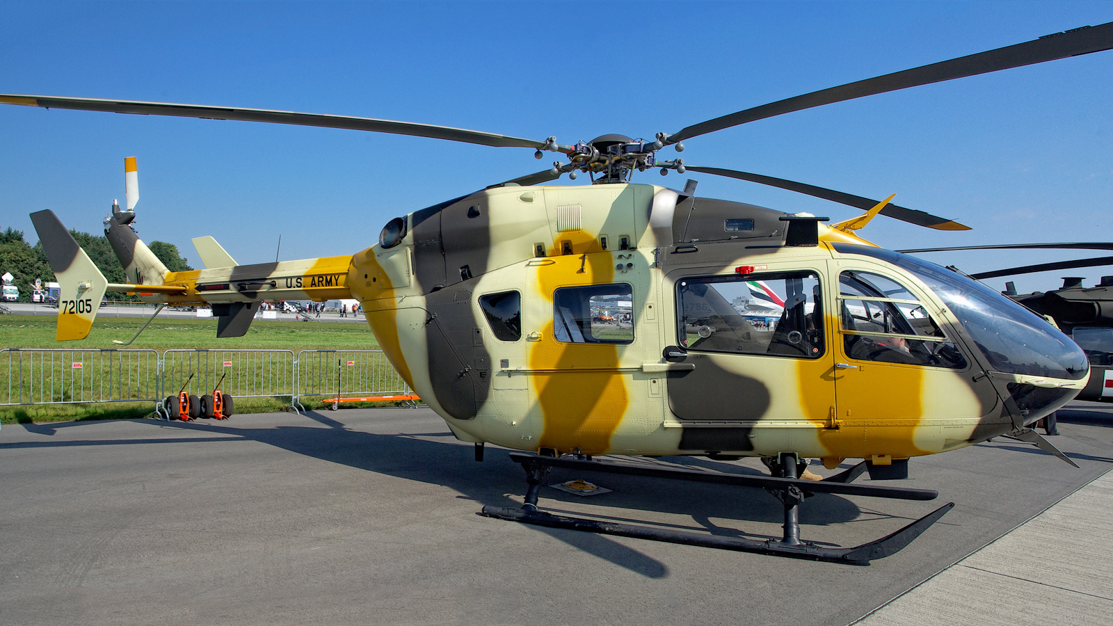 Eurocopter-Kawasaki UH-72A Lakota EC-145 09-72105