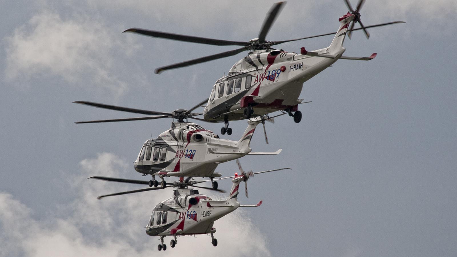 AW139 AW169 AW189 Agusta Westland demo