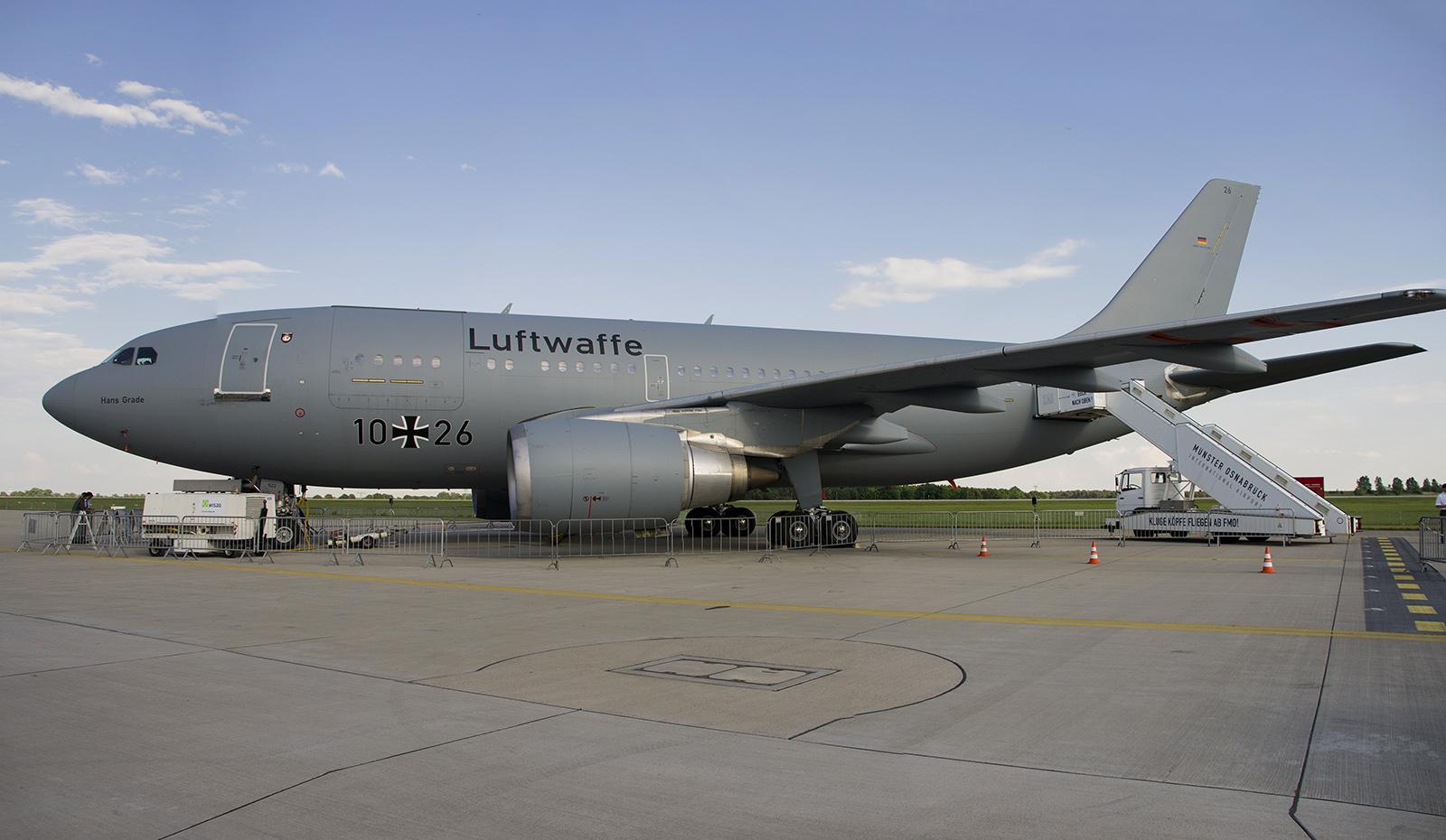 Airbus A310 Military Zap16 Com