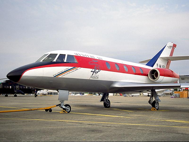 lb03 Dassault Mystere 20 f-wlkb