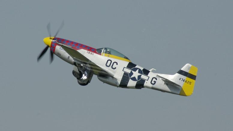 North American P-51D Mustang N11T