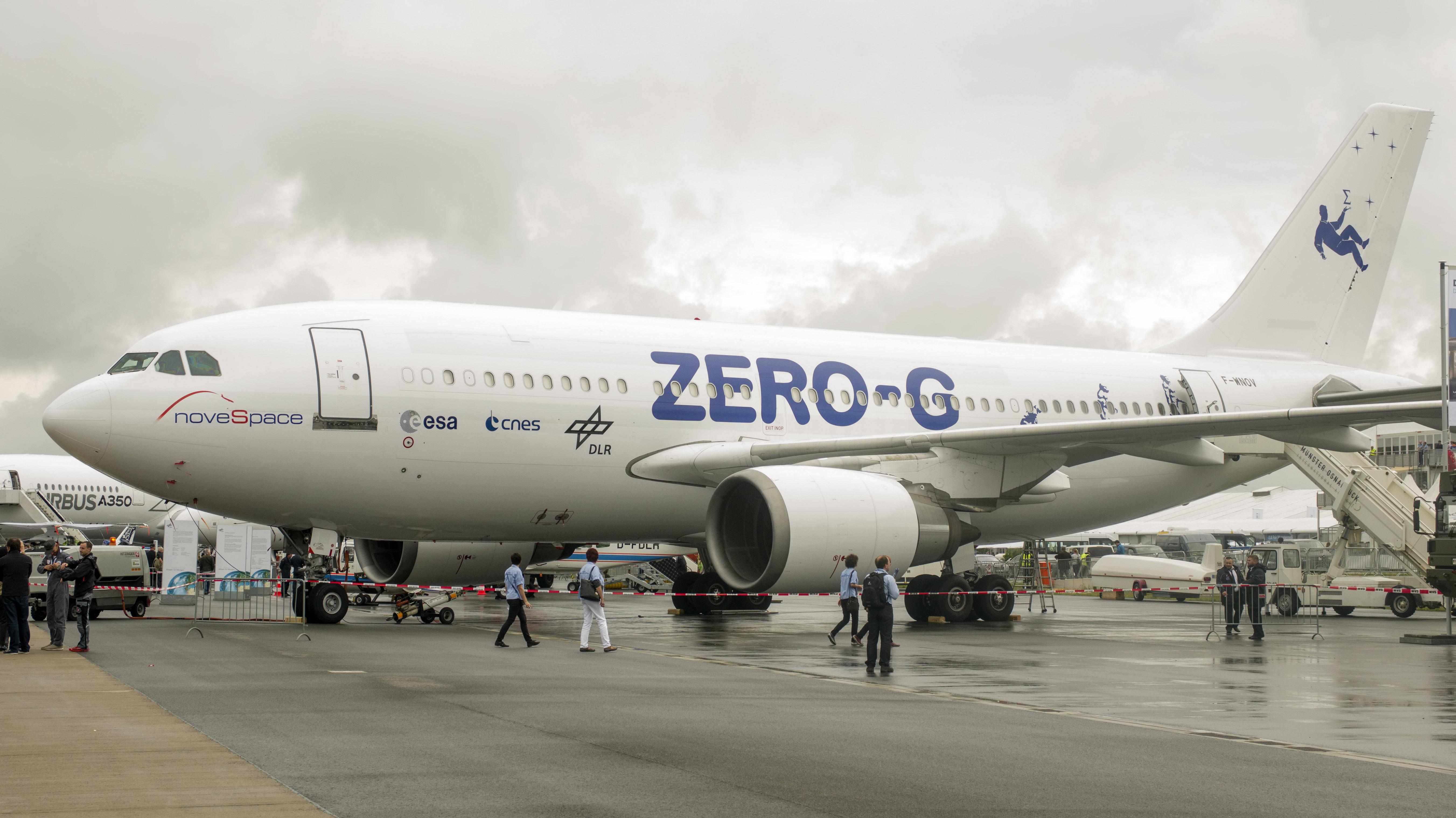 _IMG1722 Airbus A310-304 NOVSPACE ESA F-WNOV