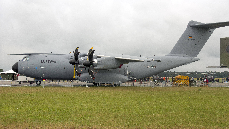 _IMG1725 Airbus A400M Atlas German Air Force 54+02