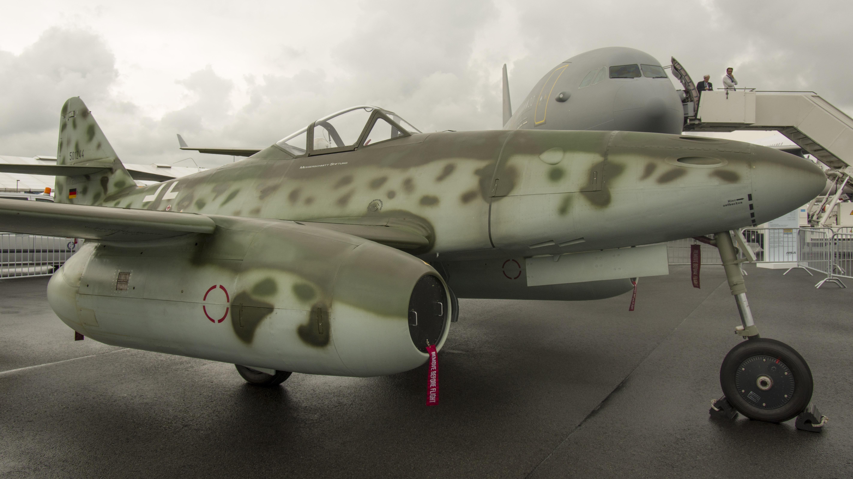 _IMG1753 Messerschmitt Me-262A-1C Schwalbe Replica D-IMTT