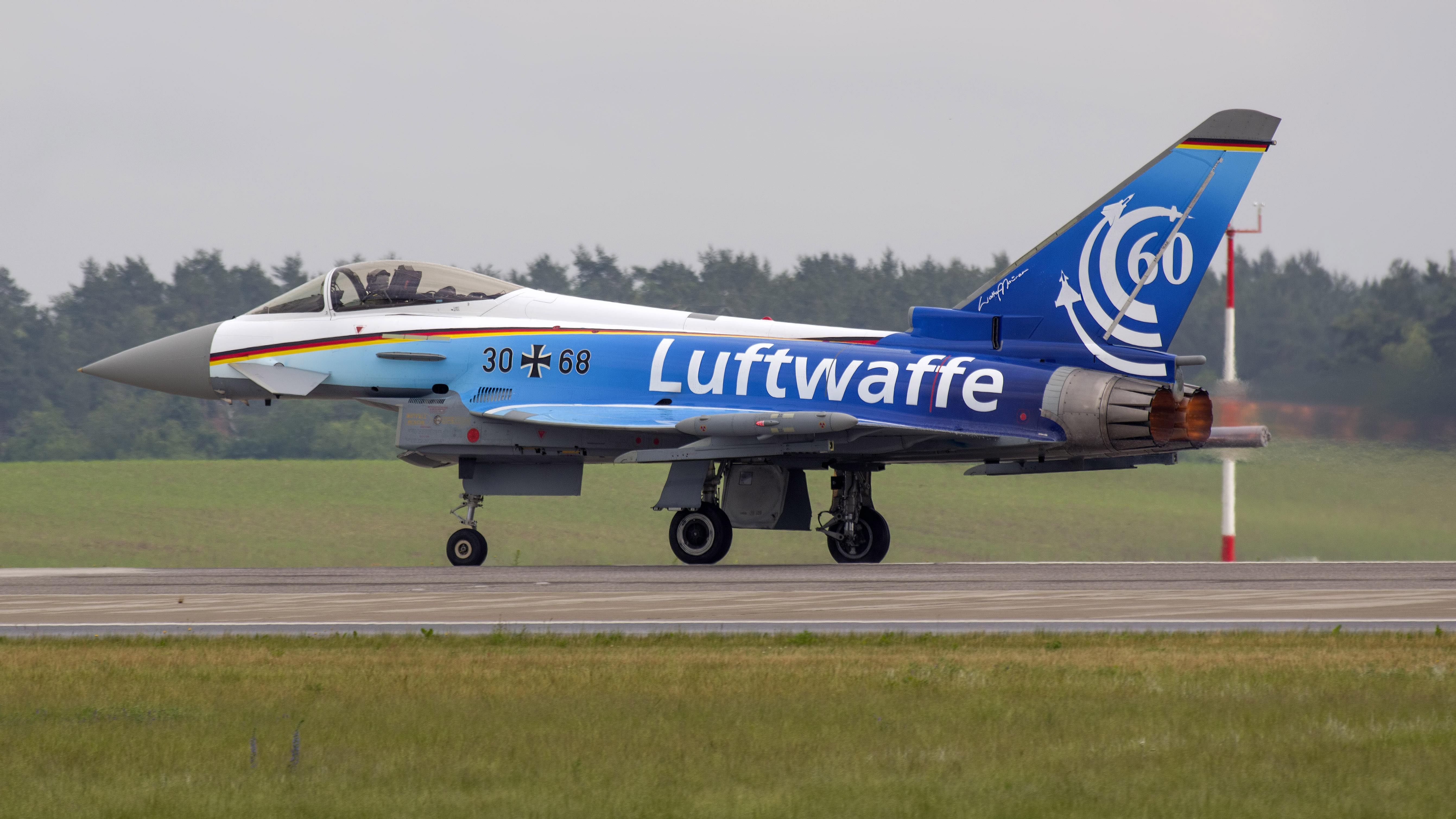 _IMG1855 Eurofighter EF-2000 Typhoon S German air force 30+68