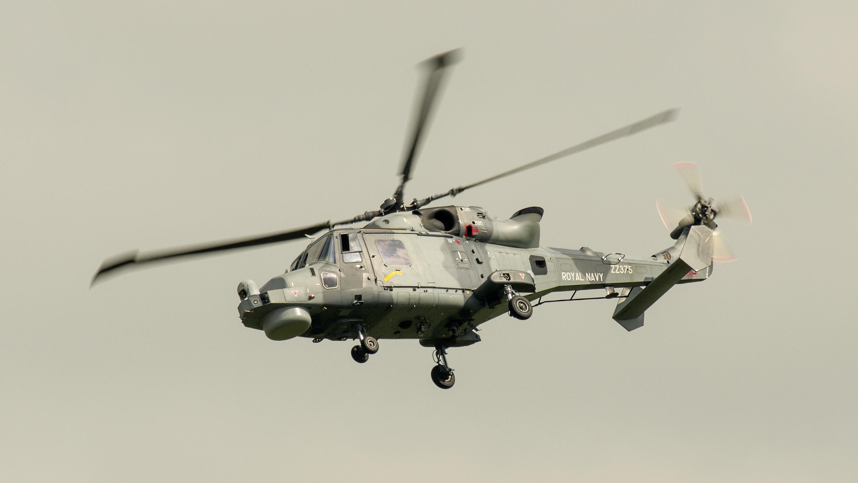_IMG1932 AgustaWestland AW-159 Wildcat ZZ375 Royal Navy