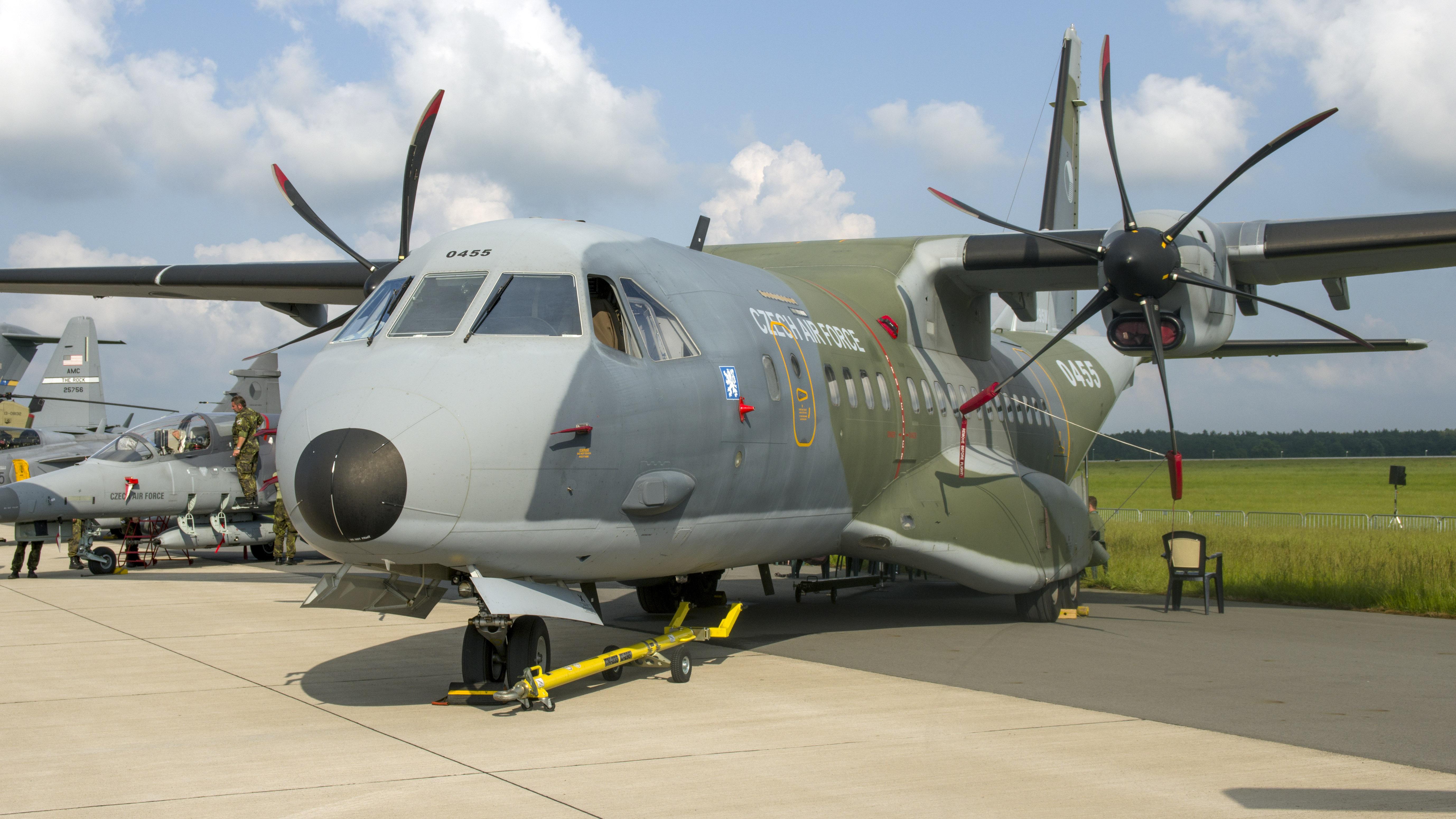 _IMG2244 CASA C-295M 0455 Czech Air Force