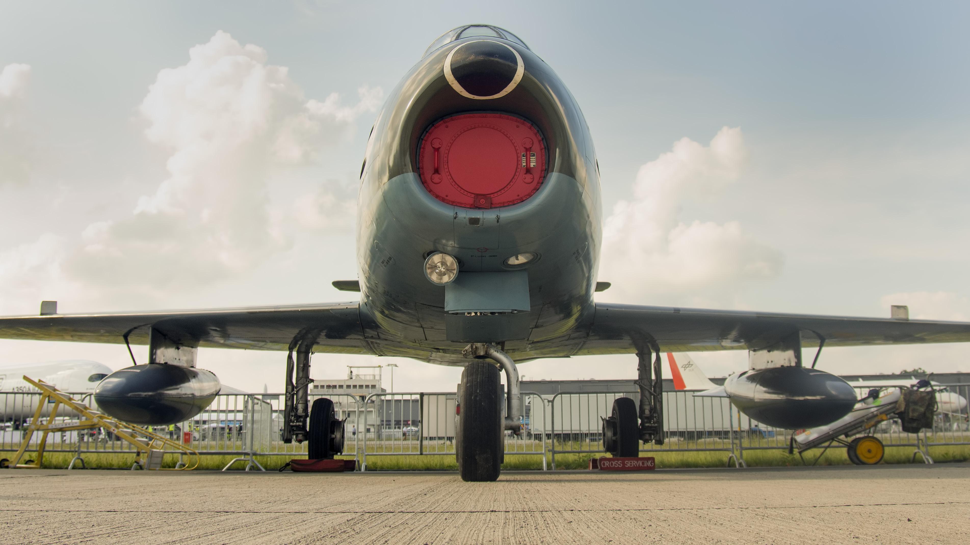 _IMG2264 Canadair CL-13A Sabre 5 BB-150 German Air Force