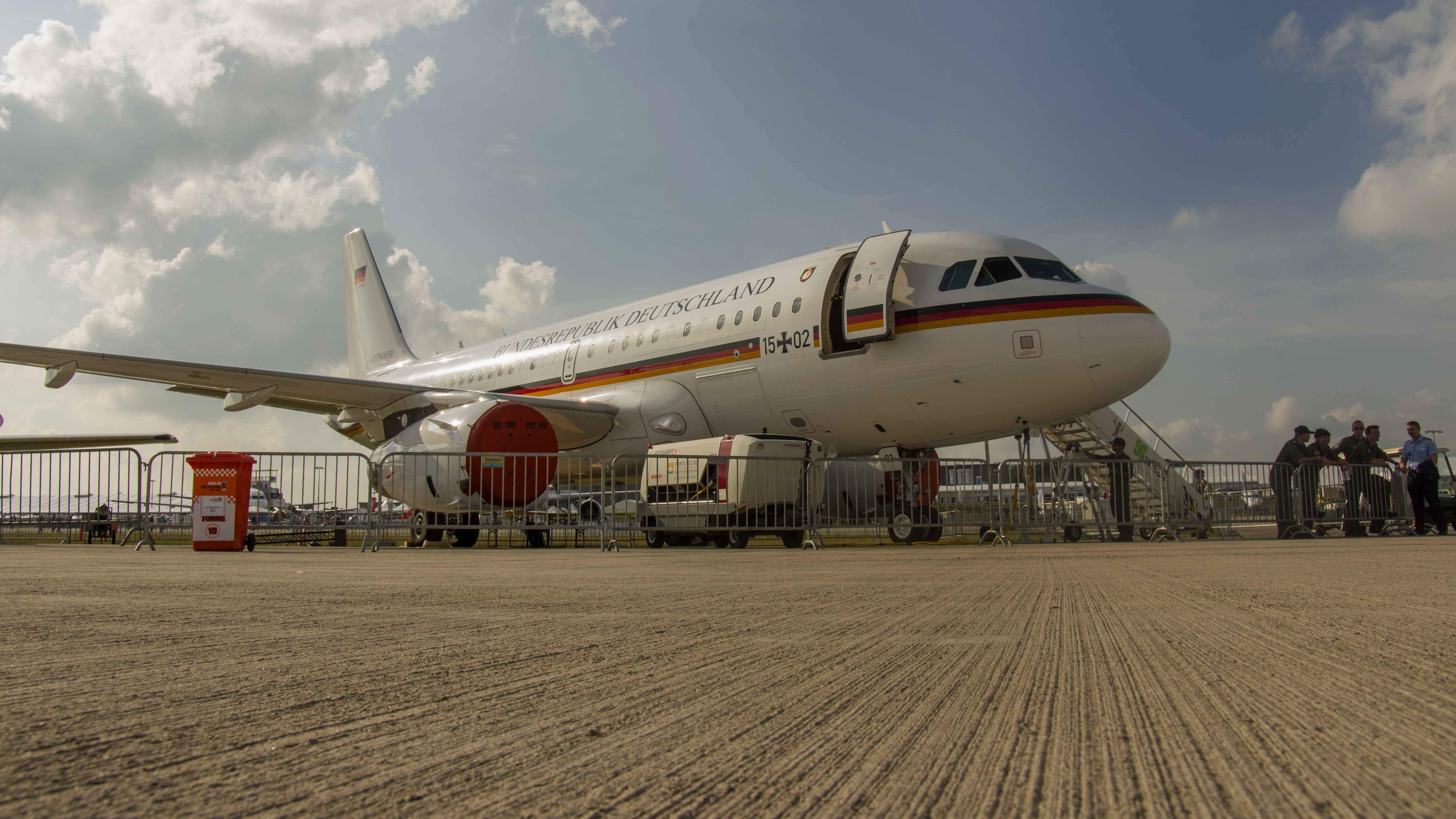 _IMG2283 Airbus ACJ319 A319-115CJ 15+02 German Air Force