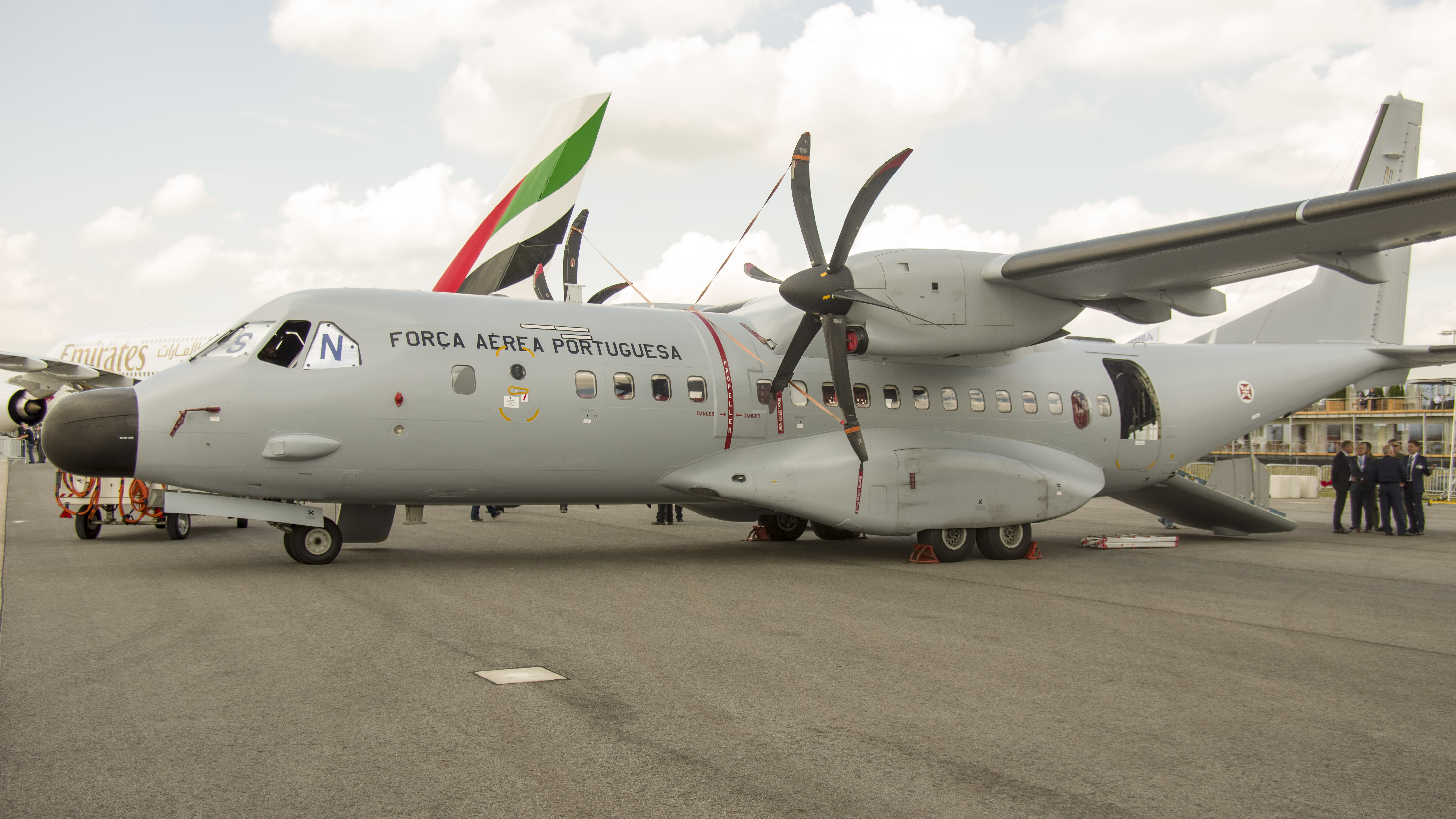 _IMG2340 CASA C-295M 16701 Portugal Air Force