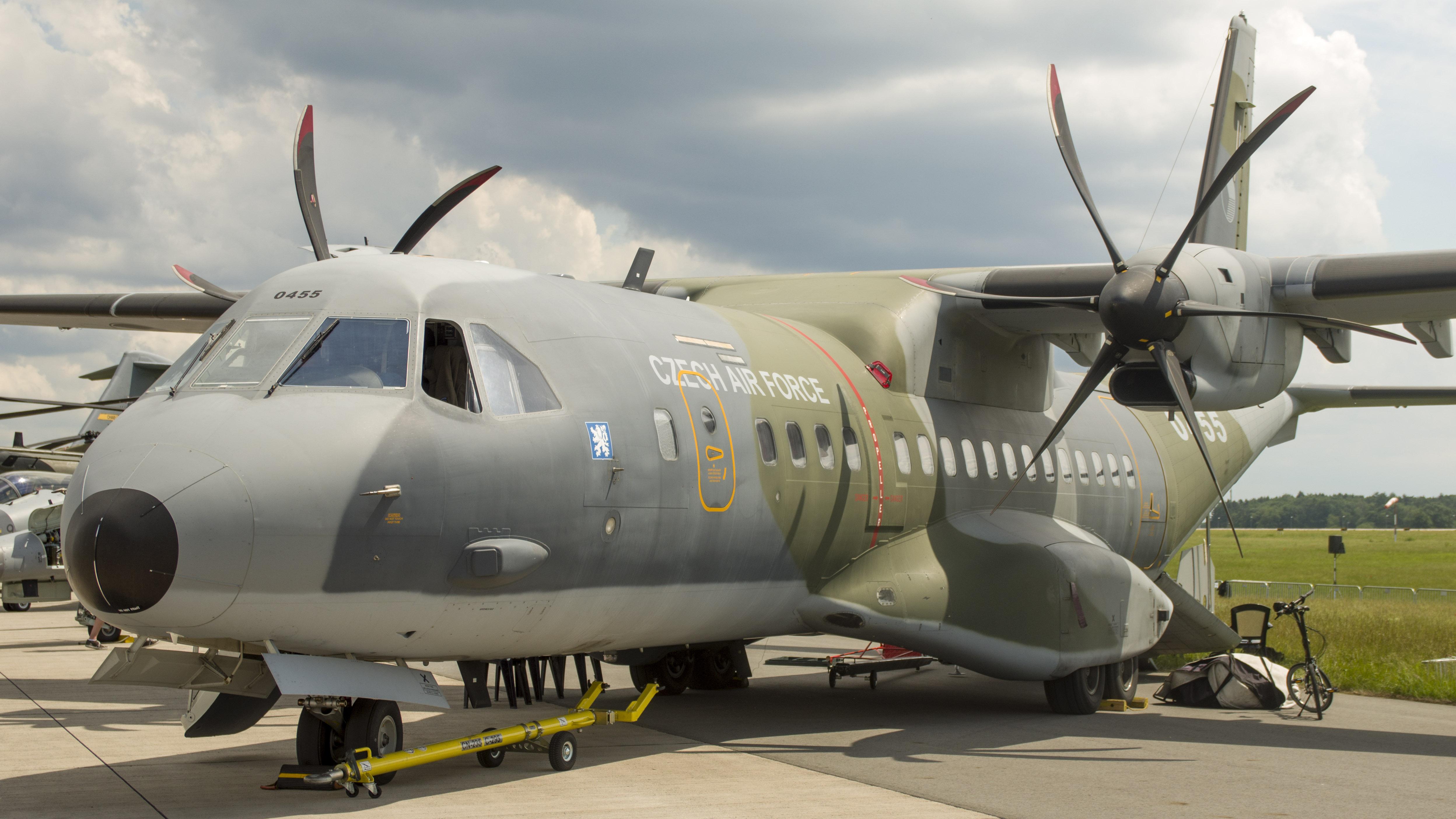 _IMG2379 CASA C-295M 0455 Czech air force