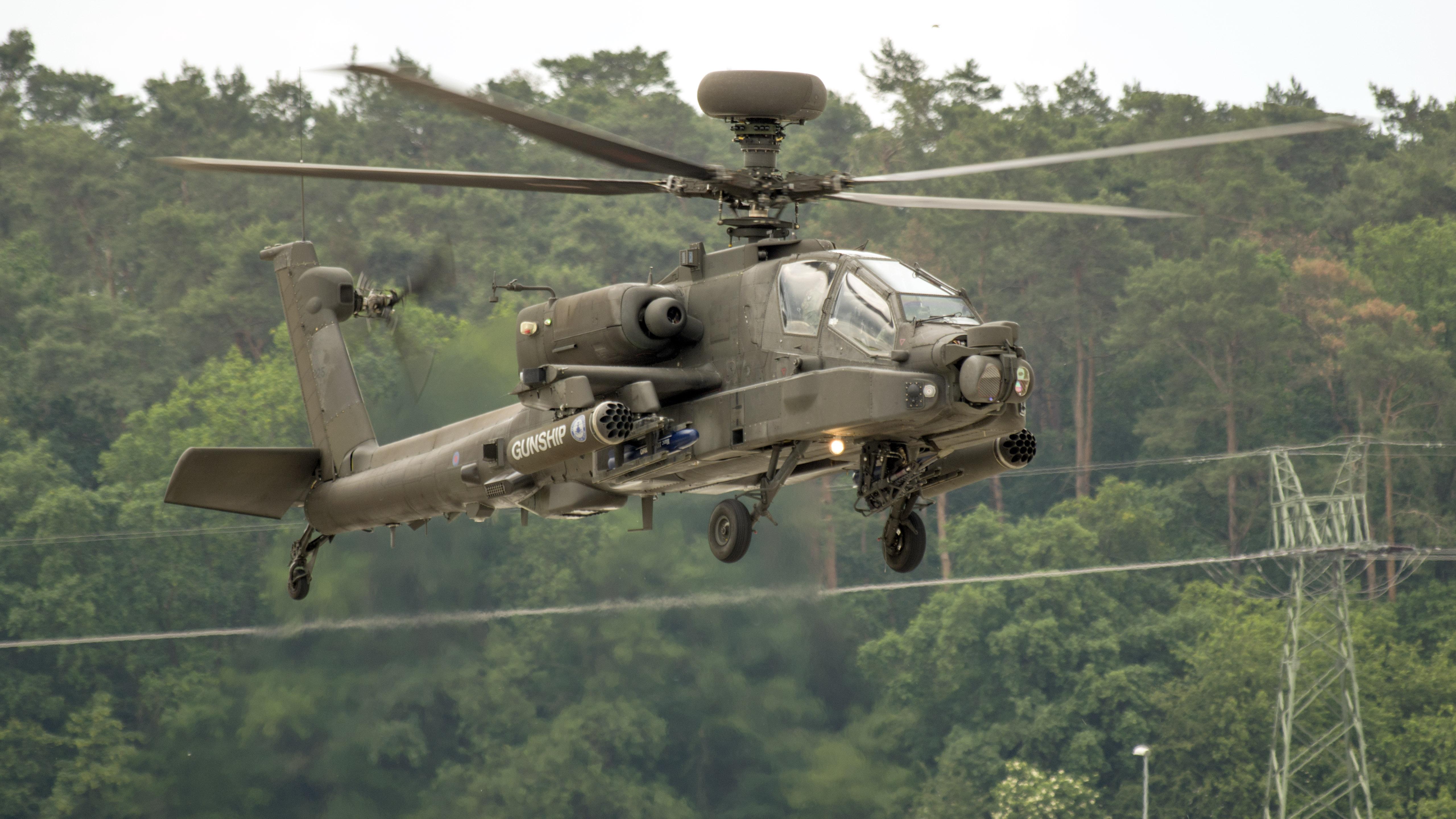 _IMG2523 Westland WAH-64D Longbow Apache AH1 ZJ225 UK Army