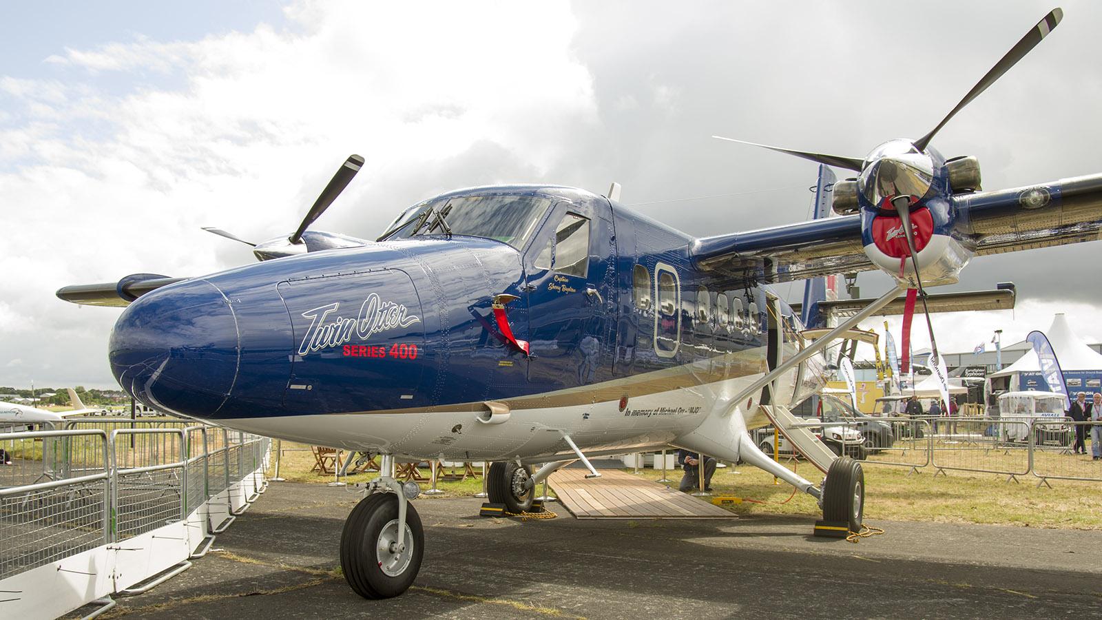 _IMG5453 Viking DHC-6-400 Twin Otter C-GVKI Viking Air s