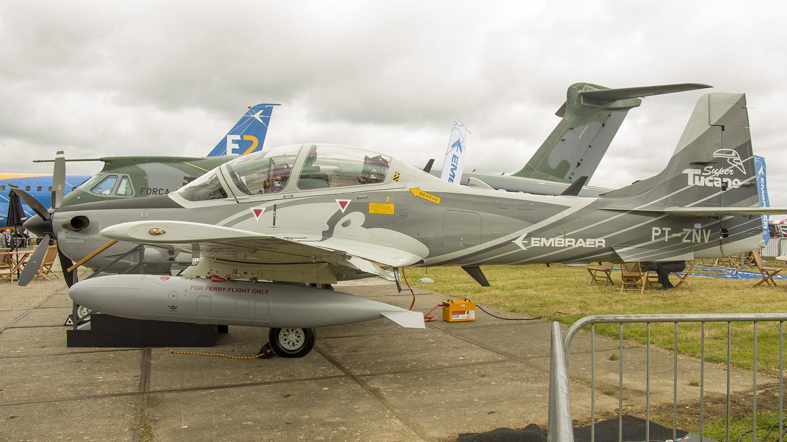 _IMG5486 Embraer EMB-314 Super Tucano A29B PT-ZNV Embraer s