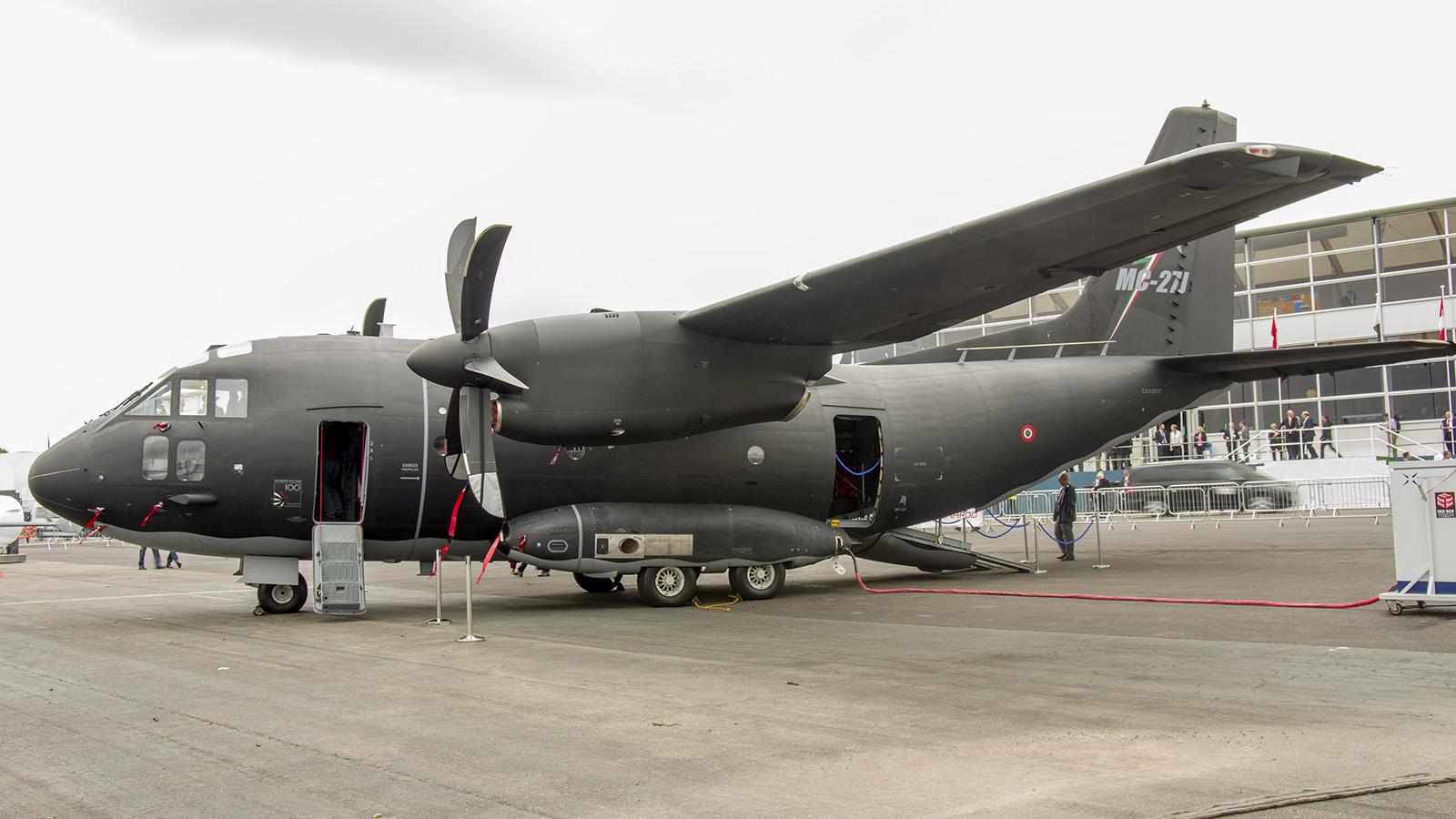 _IMG5544 Alenia C-27J Spartan CSX62127 Alenia s