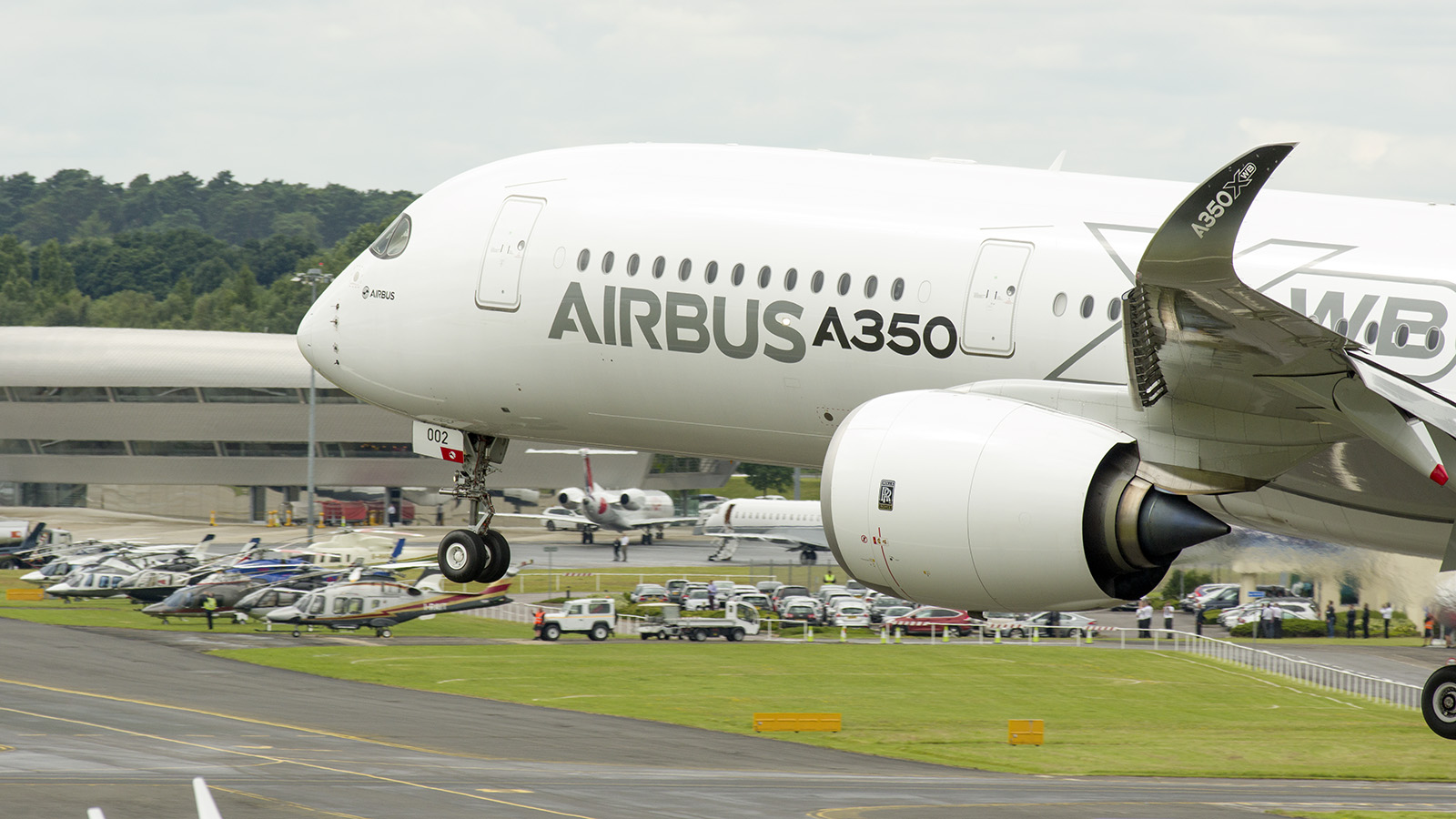 _IMG5648 Airbus A350-941 Airbus F-WWCF s