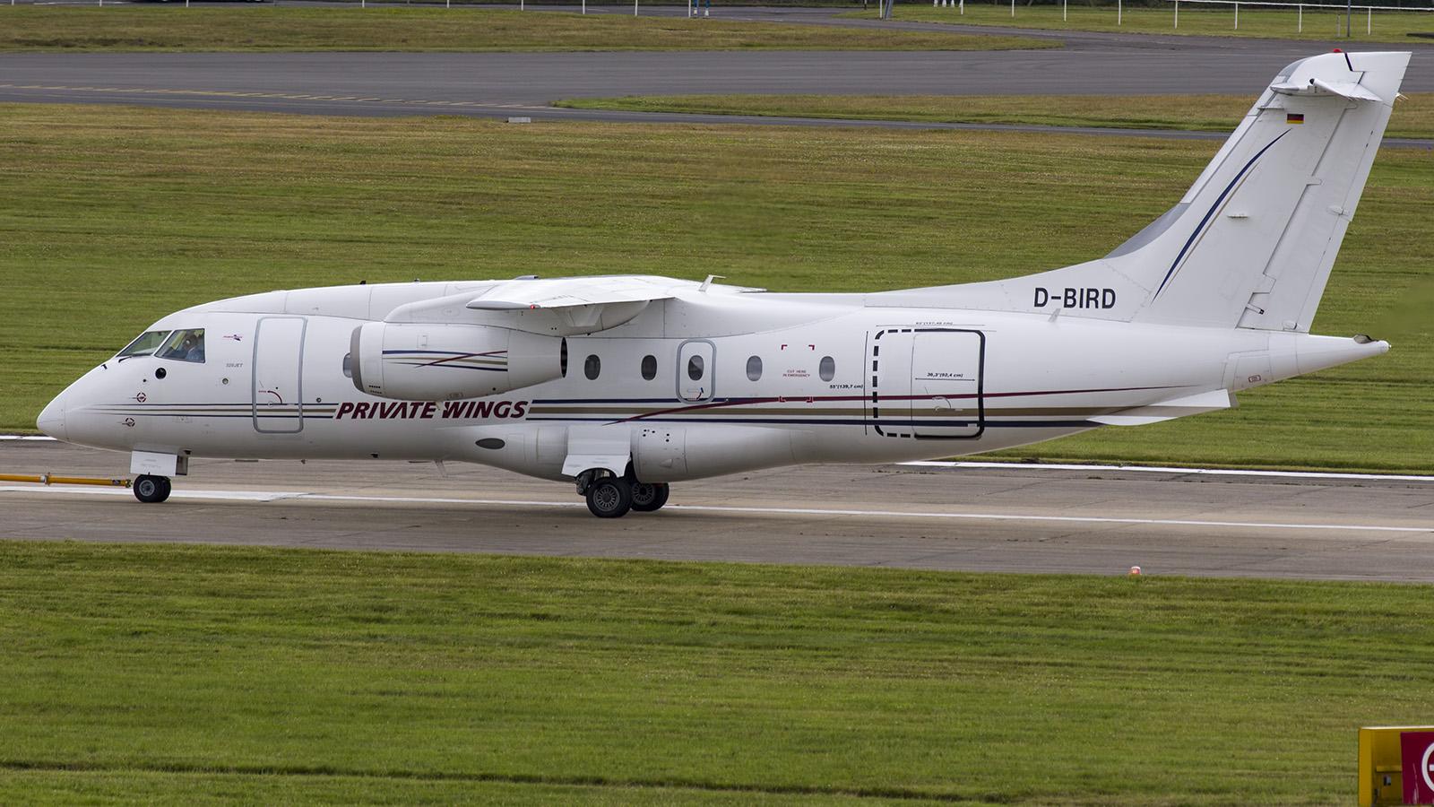 _IMG5884 Fairchild Dornier 328-310 328JET D-BIRD s