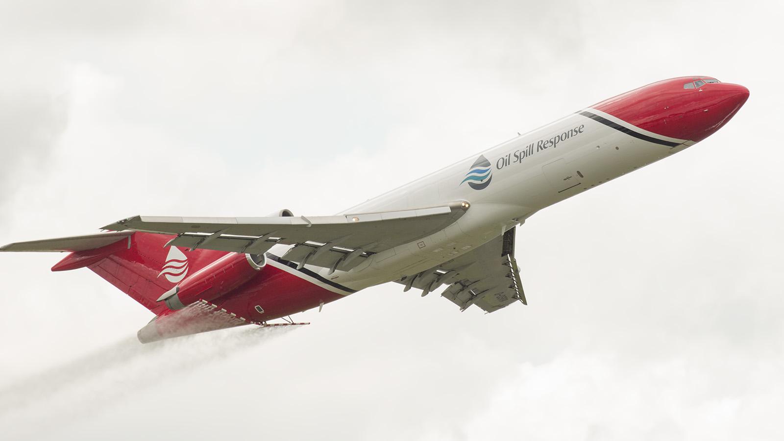 _IMG5962 Boeing 727-2S2FAdv RE Super 27 G-OSRA Oil Spill Response s