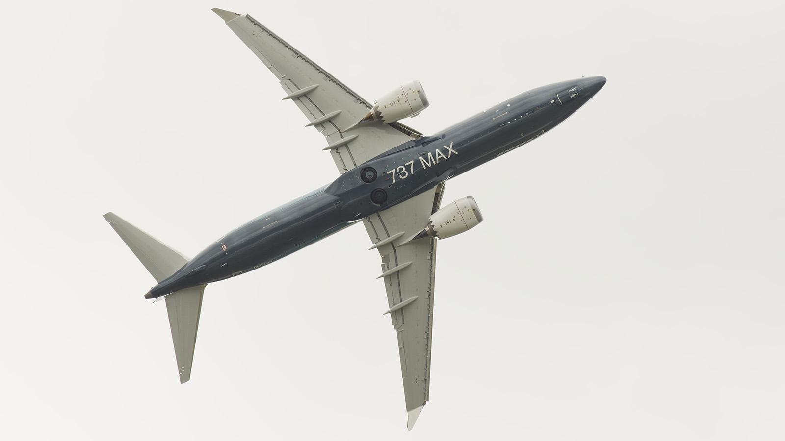 _IMG5986 Boeing 737-8 Max N8704Q Boeing company s