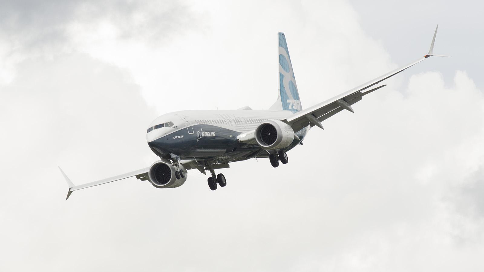 _IMG6009 Boeing 737-8 Max N8704Q Boeing company s
