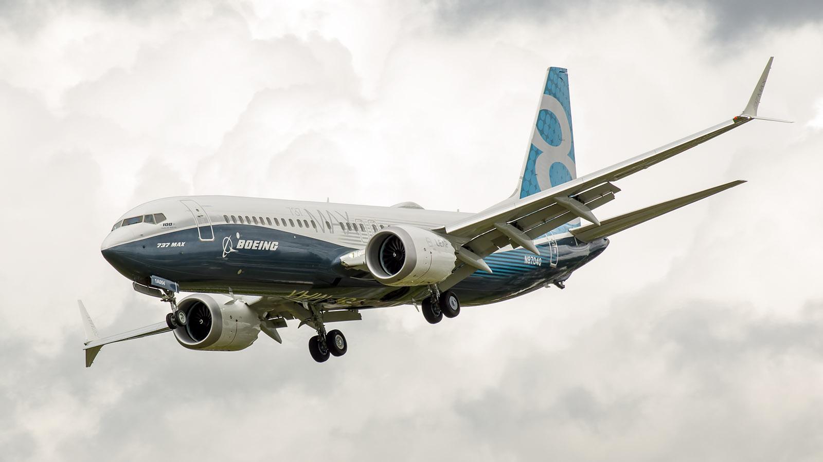 _IMG6012 Boeing 737-8 MAX N8704Q Boeing company s