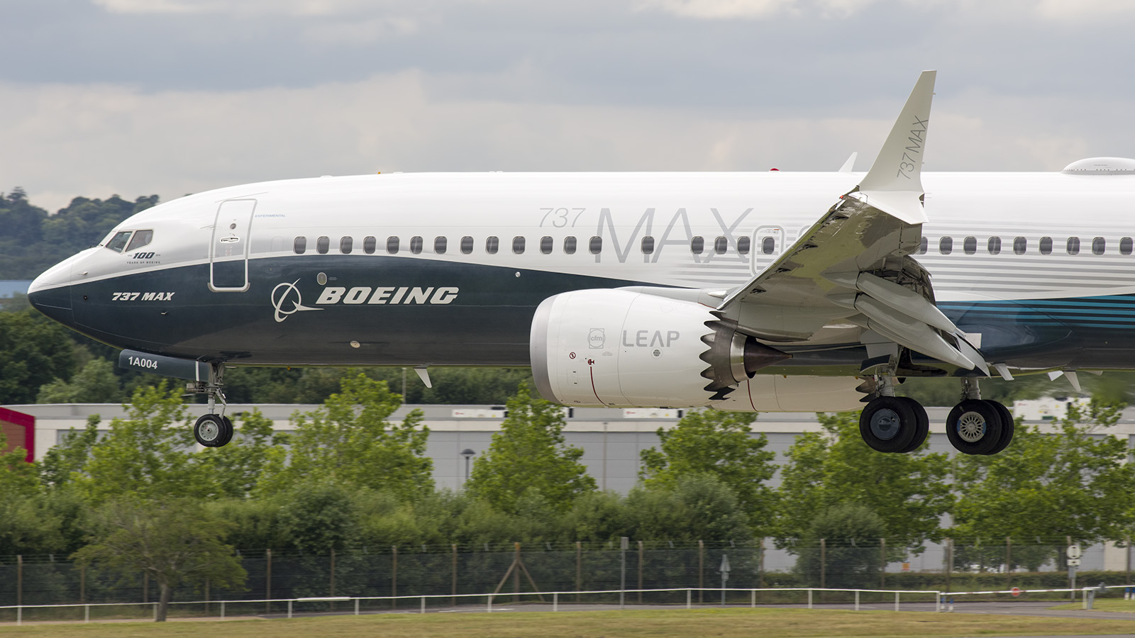 _IMG6015 Boeing 737-8 Max N8704Q Boeing company s