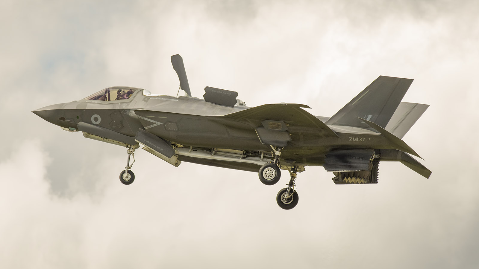 _IMG6101 Lockheed Martin F-35B Lightning II ZM137 RAF s